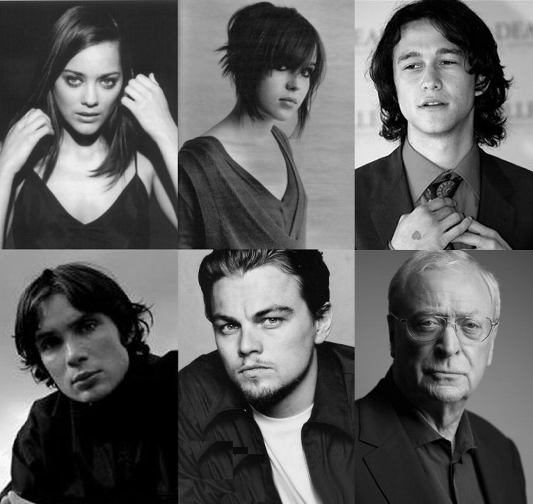 Inception Cast